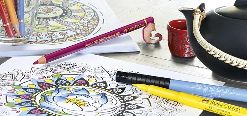 lápices de colores profiesionales
