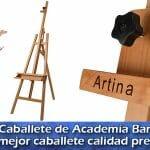 Artina Caballete de Academia Barcelona, el mejor caballete calidad precio
